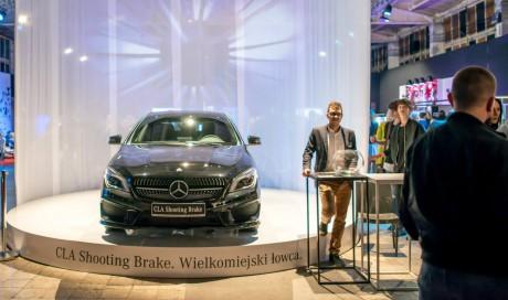 Mercedes Benz – pokaz mody